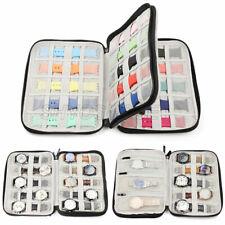 Portable Watch Strap Organizer Bracelet Band Box Storage Bag Travel Case Pouch