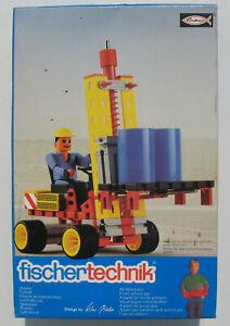 Fischertechnik 30440 - Gabelstapler Stapler Forklift - Baukasten Kit 30 440 -NEU