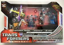 Transformers Universe Battle for the Cyber Planet Keys NEW SEALED PERFECT!!!