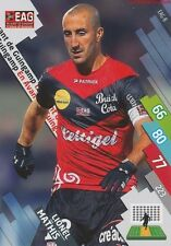 EAG-08 LIONEL MATHIS # GUINGAMP CARD ADRENALYN FOOT 2015 PANINI