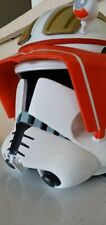 Star Wars Commander Cody Helmet 3D Printed. Unfinished Project