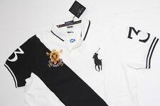 Polo Ralph Lauren Men Shirt Big Pony black watch Large L   CUSTOM FIT