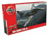 AIRFIX® 1:72 BAE HAWK T.MK.1A  AIRCRAFT MODEL KIT RAF RED ARROWS PLANE A03085A