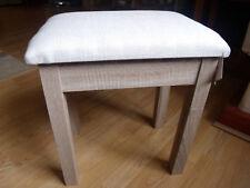 Dressing Table Stool New from Wren bedroom range