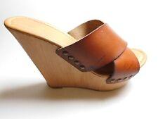 Mossimo Women's Wedge Slide High Heel Pump  Size 8.5  (CC3)