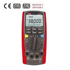 UNI-T UT71C Digital MultiMeter AC DC Volt Ampere Ohm Capacitance Temp Meter LCD