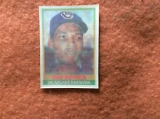 New listing 1989 Sportflics Gary Sheffield #41 Baseball Card 3-D format