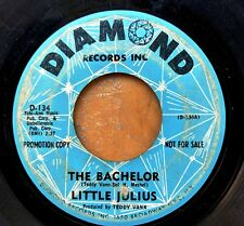 NORTHERN SOUL POPCORN DJ 45: LITTLE JULIUS The Bachelor/The Happy Song DIAMOND