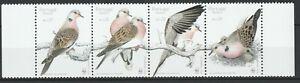 Portugal Madeira 2002 Birds WWF 4 MNH stamps