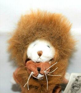 """Ganz Wee Bear Village Lion - 5"""""""