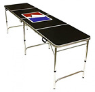 Red Cup Pong Portable Beer Beirut Game Table - 8 Feet Sports Official