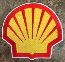 RARE Official Ferrari F1 Shell Sponsor Uniform Back Patch - Massa - Schumacher
