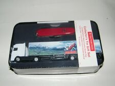 Victorinox Collector's Tin Gift Set (Tinker Knife & Collectible Toy Truck) NIP