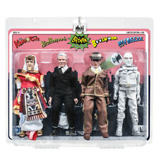 Batman 66 Classic TV Show Mego Style 8 Inch Figures Series 4 Four-Pack