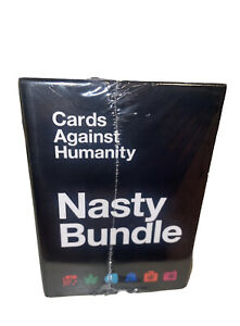 Cards Against Humanity Nasty Bundle Period, Weed, Ass...Brand New And Sealed