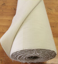 Decking fabric for sofas chairs  29 inches wide  25 Yards Roll color beige/tan