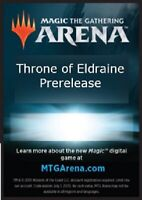 MTG Magic Arena Throne of Eldraine 6x Booster Pack Code EMAIL ONLY