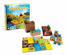 KINGDOMINO A New Twist on Popular Classic Game PLAY & BECOME KING 2 - 4 Players