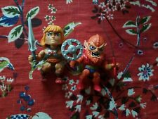 The Loyal Subjects Masters of the Universe Lot He-Man & Beast Man