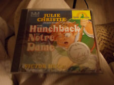 JULIE CHRISTIE PERFORMS THE HUNCHBACK OF NOTRE DAME CD BRAND NEW SEALED