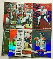Atlanta Falcons 20 Card Lot Deion Sanders Matt Ryan Julio Jones