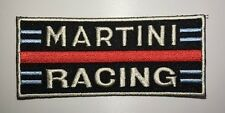 BRODERIE MARTINI RACING ECUSSON BADGE