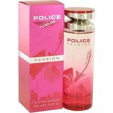 Police Passion Woman - 100ml Eau De Toilette Spray.