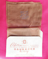 "Vintage fully fashioned stockings size 9"" American nylons Oakbrook DAMAGED PACK"