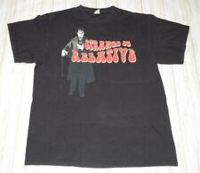Dark Shadows Johnny Depp Strange Is Relative Movie Graphic T Shirt Size L
