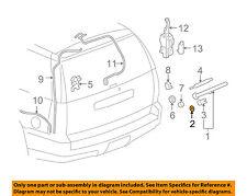 GM OEM Wiper Washer-Windshield-Wiper Arm Nut 11589150