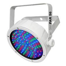 Chauvet SlimPAR 56 LED Par Wash Uplighting RGB Mix DJ Band Mobile Stage