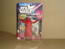 STAR WARS EMPEROR'S ROYAL GUARD + CARD ACTION FIGURE NUEVA EN BLISTER