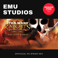 STAR WARS Knights of the Old Republic II - The Sith Lords (PC) Steam Key