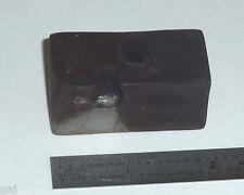 """Electron Beam Welder Tungsten Focus Block EBW 7/8"""" x 7/8"""" x 2"""" EB Weld Laser"""