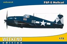 EDK7415  Eduard Weekend 1:72 - F6F-5 Hellcat   plastic model kit