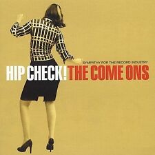 Hip Check! by The Come Ons CD Sympathy for the Record Industry