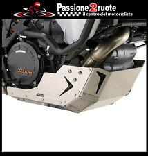 paracoppa fardale alluminio givi bash plate ktm 1090 adventure 2017 rp7703
