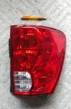 06-09 Pontiac Torrent RH Tail Light Rear Brake Lamp Passenger Right Used Oem