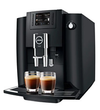 Jura Impressa E60 Piano Black Kaffeevollautomat