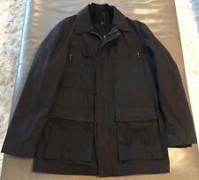 Ralph Lauren Purple Label 3-in-1 Field Jacket Removable Liner Black Large $1995