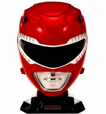 Bandai Saban's Power Rangers Red Ranger Helmet Legacy  Complete the Collection