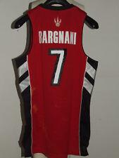 CAMISETA SHIRT MAILLOT DE TRIANTES BASKET NBA TORONTO RAPTORS BARGNANI 7 t. S