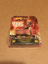 2018 Hot Wheels Retro Entertainment Ghost Rider Charger  (WALMART EDITION)