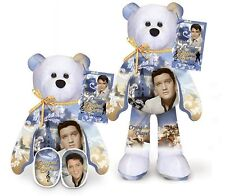 New listing Elvis Presley Crying in the Chapel Epe Collector Bear - Great Gift Ideal