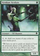 4 Viridian Acolyte ~ Near Mint Darksteel 4x x4 Playset UltimateMTG Magic Green C