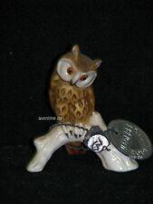 +# A010134_22 Goebel Archiv Muster Eule Kauz Uhu Fogy Owl 38-314 Plombe matt