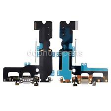 White USB Charging Port Headphone Jack Mic Flex Cable For iPhone 7 Plus 5.5'' US