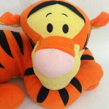 "Fisher Price Winnie the Pooh Tigger Laying Large 21"" - 32"" Stuffed Plush Animal"