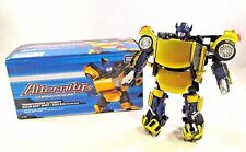 Transformers Alternity A-03 GOLDBUG Asia Exclusive - MIB, complete (in USA)