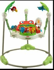 The Fisher-Price Roarin' Rainforest Jumperoo